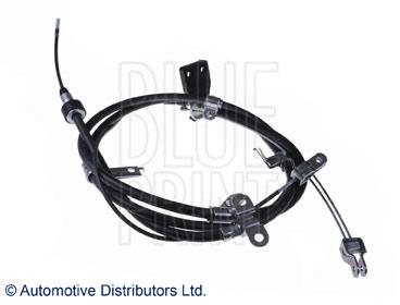 Tirette à câble, frein de stationnement - BLUE PRINT - ADG046260