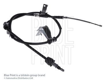 Tirette à câble, frein de stationnement - BLUE PRINT - ADG046266