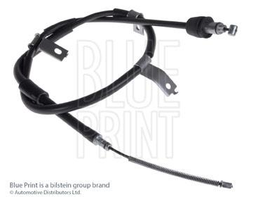 Tirette à câble, frein de stationnement - BLUE PRINT - ADG046267
