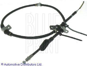 Tirette à câble, frein de stationnement - BLUE PRINT - ADG04629