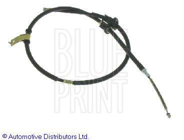 Tirette à câble, frein de stationnement - BLUE PRINT - ADG04632