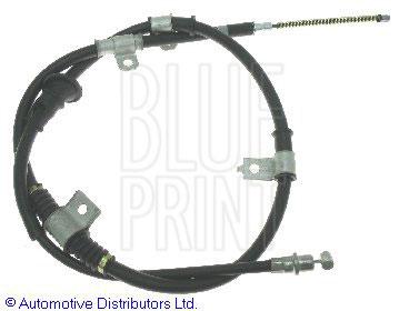 Tirette à câble, frein de stationnement - BLUE PRINT - ADG04635