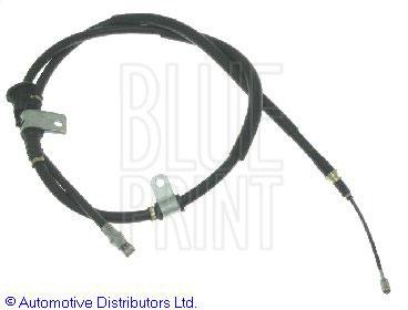 Tirette à câble, frein de stationnement - BLUE PRINT - ADG04640
