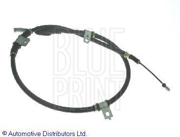 Tirette à câble, frein de stationnement - BLUE PRINT - ADG04644