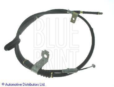 Tirette à câble, frein de stationnement - BLUE PRINT - ADG04655
