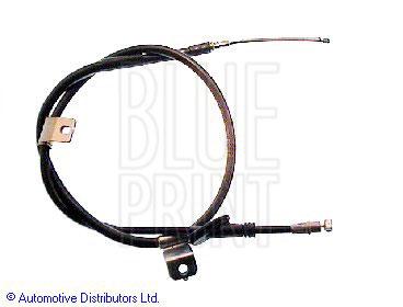 Tirette à câble, frein de stationnement - BLUE PRINT - ADG04658