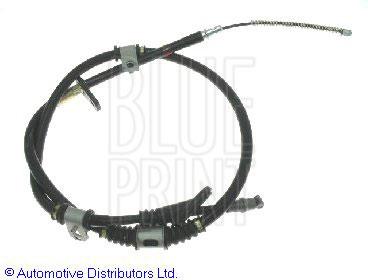 Tirette à câble, frein de stationnement - BLUE PRINT - ADG04659