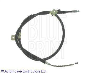 Tirette à câble, frein de stationnement - BLUE PRINT - ADG04661
