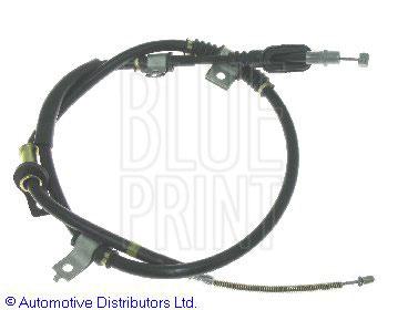 Tirette à câble, frein de stationnement - BLUE PRINT - ADG04662