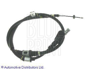 Tirette à câble, frein de stationnement - BLUE PRINT - ADG04663