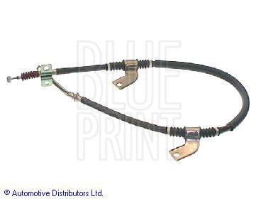 Tirette à câble, frein de stationnement - BLUE PRINT - ADG04670