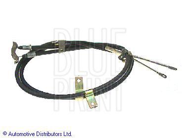 Tirette à câble, frein de stationnement - BLUE PRINT - ADG04672