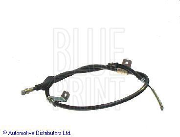Tirette à câble, frein de stationnement - BLUE PRINT - ADG04673