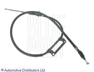 Tirette à câble, frein de stationnement - BLUE PRINT - ADG04678