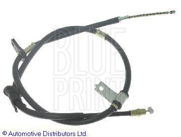 Tirette à câble, frein de stationnement - BLUE PRINT - ADG04686