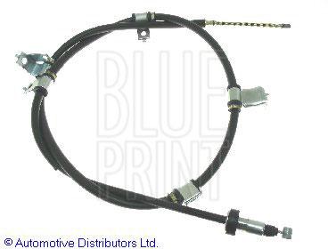 Tirette à câble, frein de stationnement - BLUE PRINT - ADG04690