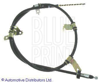 Tirette à câble, frein de stationnement - BLUE PRINT - ADG04691