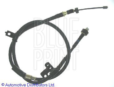 Tirette à câble, frein de stationnement - BLUE PRINT - ADG04695