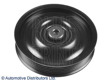 Poulie renvoi/transmission, courroie trapézoïdale à nervures - BLUE PRINT - ADG07696