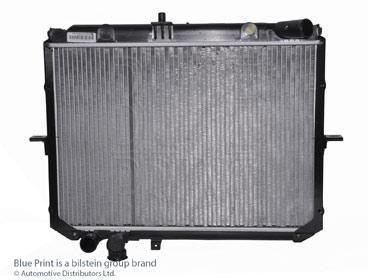 Radiateur, refroidissement du moteur - BLUE PRINT - ADG098116