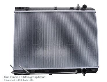 Radiateur, refroidissement du moteur - BLUE PRINT - ADG098129