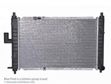 Radiateur, refroidissement du moteur - BLUE PRINT - ADG09825