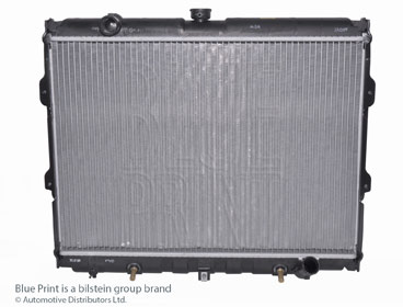 Radiateur, refroidissement du moteur - BLUE PRINT - ADG09834