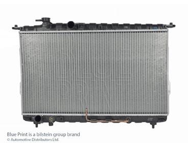 Radiateur, refroidissement du moteur - BLUE PRINT - ADG09843