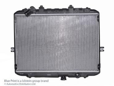 Radiateur, refroidissement du moteur - BLUE PRINT - ADG09893C