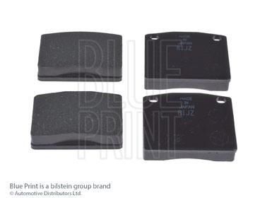 Kit de plaquettes de frein, frein à disque - BLUE PRINT - ADH24202