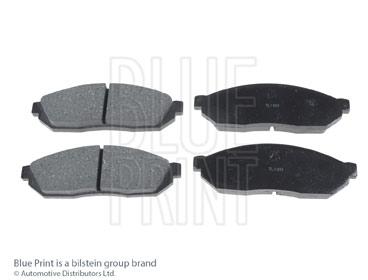 Kit de plaquettes de frein, frein à disque - BLUE PRINT - ADH24205