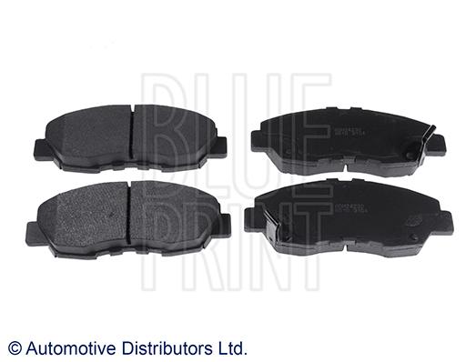 Kit de plaquettes de frein, frein à disque - BLUE PRINT - ADH24232