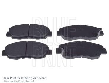 Kit de plaquettes de frein, frein à disque - BLUE PRINT - ADH24255