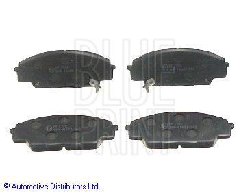 Kit de plaquettes de frein, frein à disque - BLUE PRINT - ADH24258