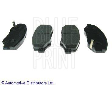 Kit de plaquettes de frein, frein à disque - BLUE PRINT - ADH24265