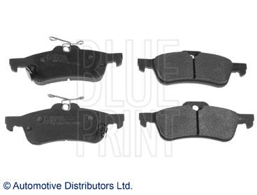Kit de plaquettes de frein, frein à disque - BLUE PRINT - ADH24289
