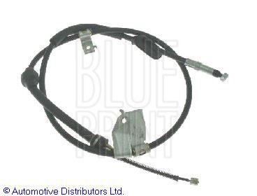 Tirette à câble, frein de stationnement - BLUE PRINT - ADH246123