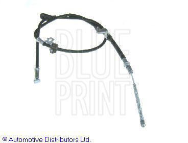 Tirette à câble, frein de stationnement - BLUE PRINT - ADH246143