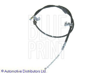 Tirette à câble, frein de stationnement - BLUE PRINT - ADH246145