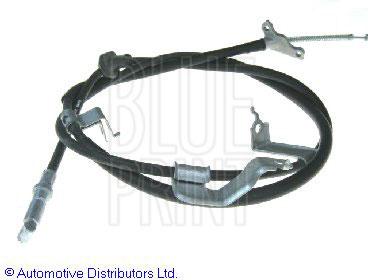 Tirette à câble, frein de stationnement - BLUE PRINT - ADH246147