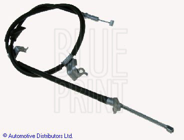 Tirette à câble, frein de stationnement - BLUE PRINT - ADH246150