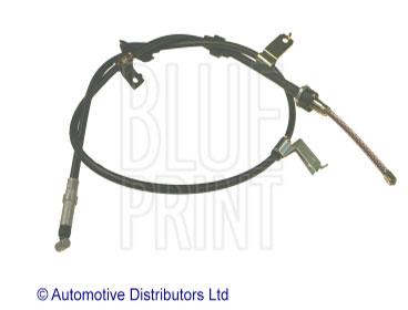 Tirette à câble, frein de stationnement - BLUE PRINT - ADH246154