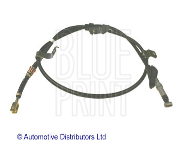 Tirette à câble, frein de stationnement - BLUE PRINT - ADH246155
