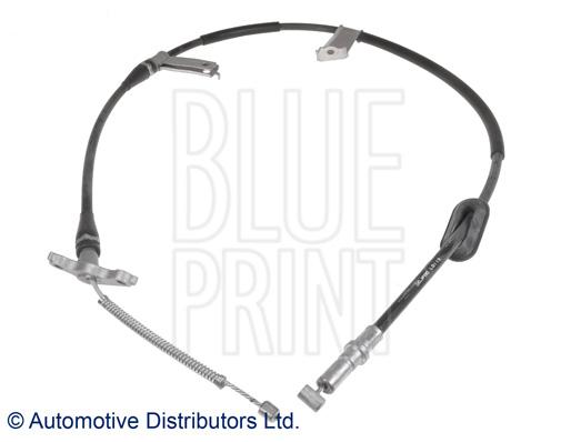 Tirette à câble, frein de stationnement - BLUE PRINT - ADH246159