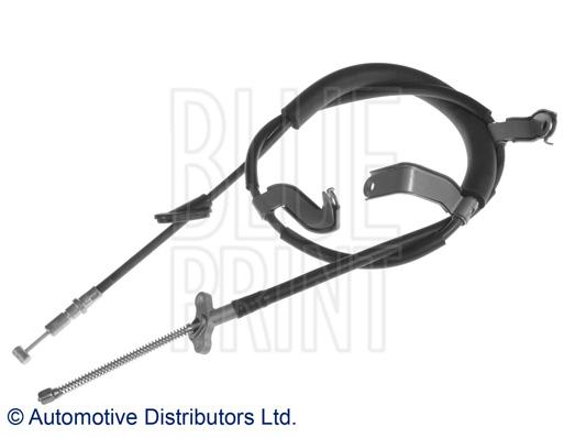Tirette à câble, frein de stationnement - BLUE PRINT - ADH246165