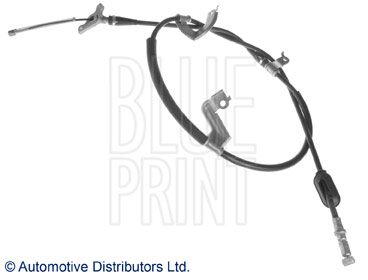 Tirette à câble, frein de stationnement - BLUE PRINT - ADH246169