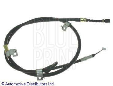 Tirette à câble, frein de stationnement - BLUE PRINT - ADH24664
