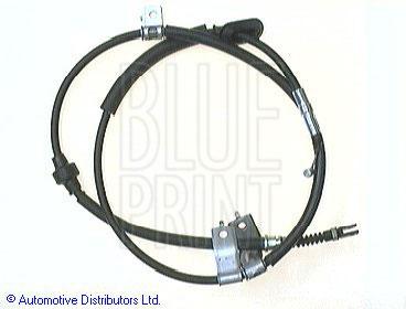 Tirette à câble, frein de stationnement - BLUE PRINT - ADH24678