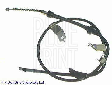 Tirette à câble, frein de stationnement - BLUE PRINT - ADH24698