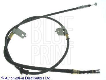 Tirette à câble, frein de stationnement - BLUE PRINT - ADH24699